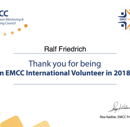 EMCC – European Mentoring & Coaching Council